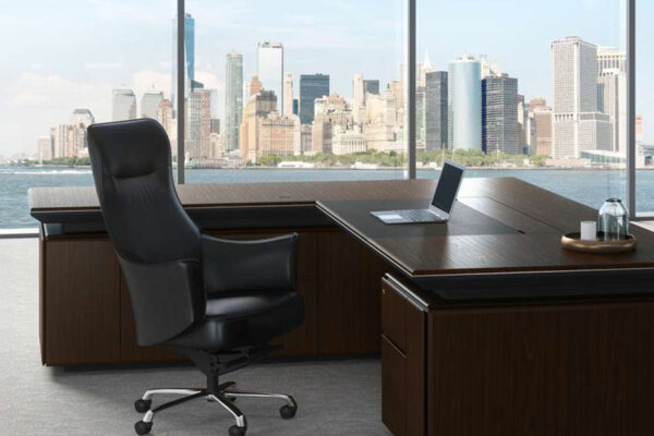 4 - Rhythm - β Executive Chair & β Guest Chair and Majesty+ Executive Desk
