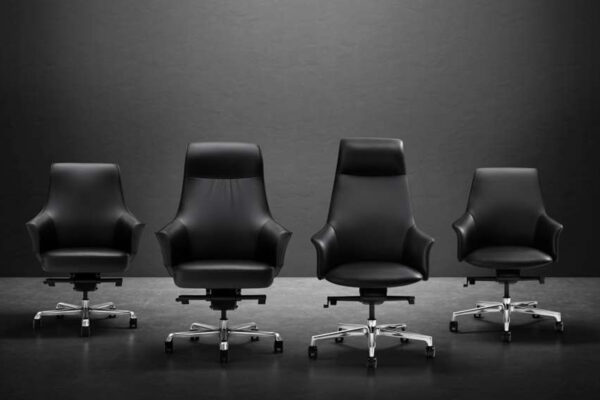 5 - Rhythm - α & β Executive Chair and α & β Guest Chair